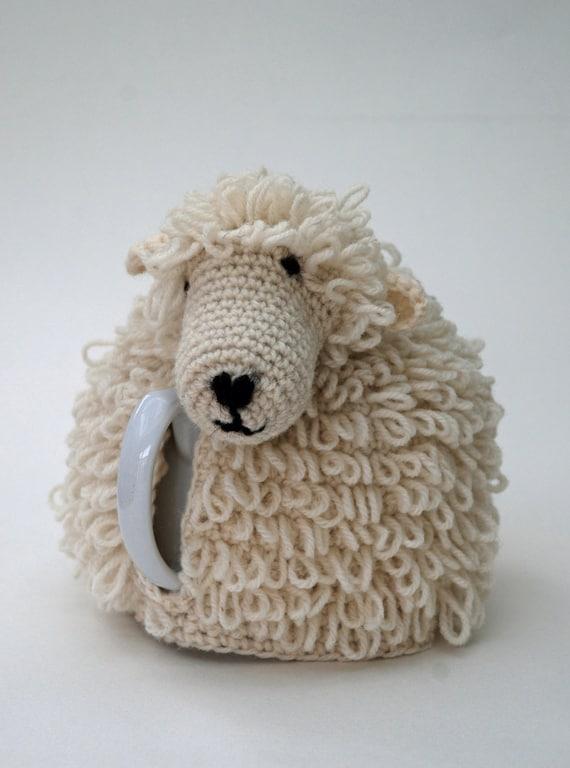 Schafe Teewärmer häkeln Kit | Etsy