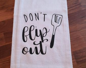 Flour Sac Dish Towels