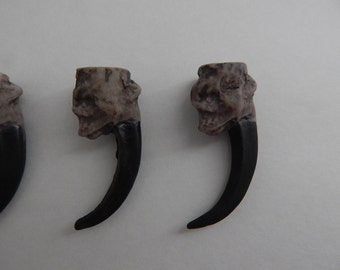 Eagle Claws 2 Inch Wholesale Lot 5 Simulated