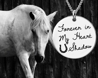 Horse Memory Gift | Horse Memorial Gifts | Bereavement Gifts | Condolence Gift | Personalized Gifts | Gift Ideas