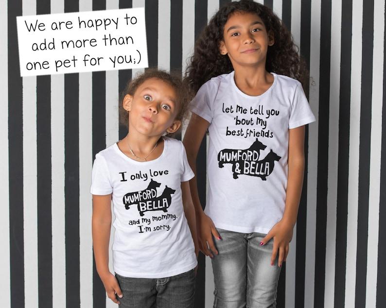 Baby Bodysuits Cat Lover Gifts Persian Kids Shirt Boy Shirts Girl Shirts I Only Love My Cat Kids T-shirt