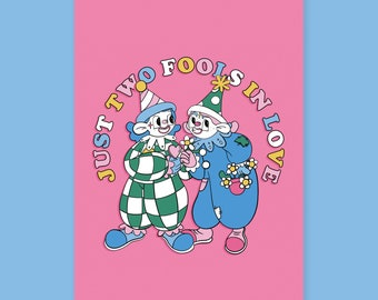 Fools in Love gift card