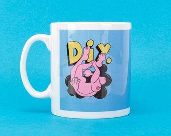 DIY Ceramic Mug