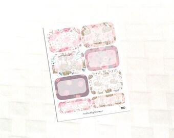 Mother Deerest, Extra Half Box, Stickers