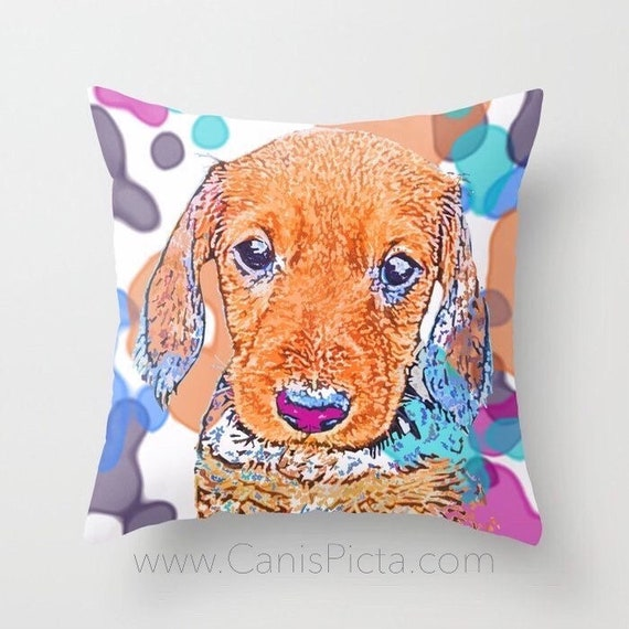 Easter Doxie Pillow in 2020 | Wool