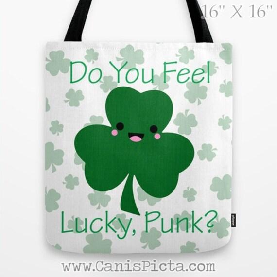 Irish St Patricks Day With Leaf Clover Casual Style Lightweight Canvas Backpack School Bag Handbag Work Bag Shoulder Handbag Travel Bag