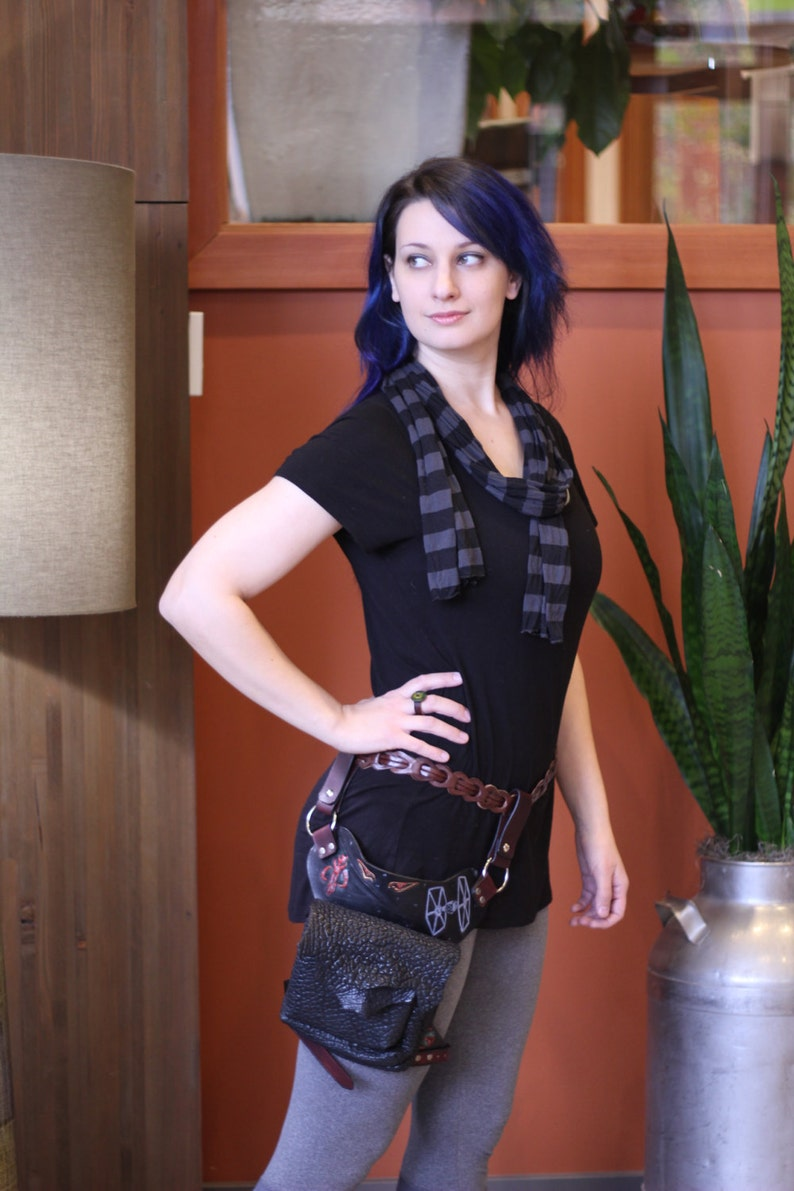 Star Wars inspired Cowboy Rig Hip Bag image 0