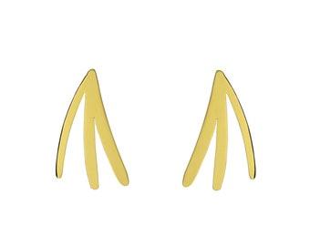 Earrings EPI- Gold Plated -