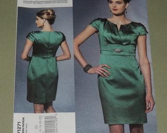 3f141238fd2 Uncut 14-22 Vogue 1271 Kay Unger American Designer Pattern