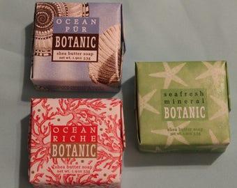 Small shea butter soap