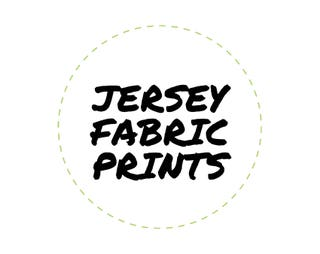 BIBBYBUBBY JERSEY PRINTS (Do not purchase this listing)