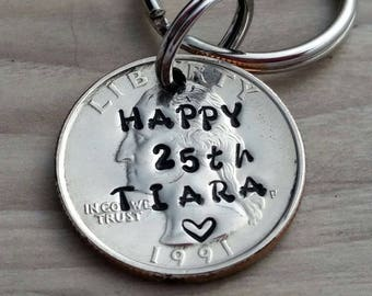 25th anniversary gifts for men etsy