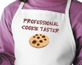 Child Aprons Professional Cookie Taster Kids Cooking Apron, Children's Kitchen Apron