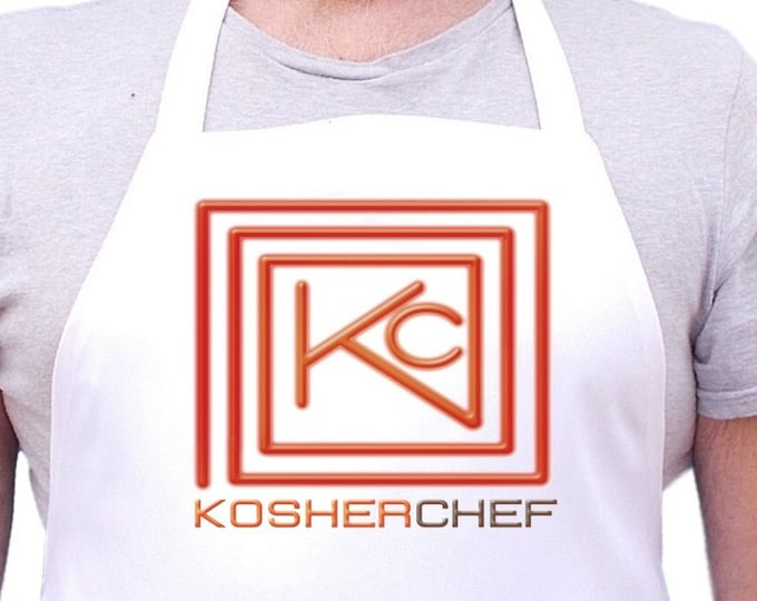 Kosher Chef Aprons For Jewish Cooking Kosher Kitchen Apron