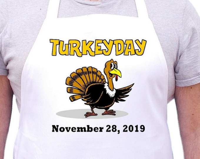 Thanksgiving Holiday Aprons November 28, 2019 Cooking Apron