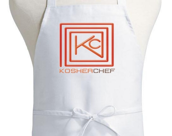 Kosher Chef Aprons For Jewish Cooking Kosher Kitchen Apron