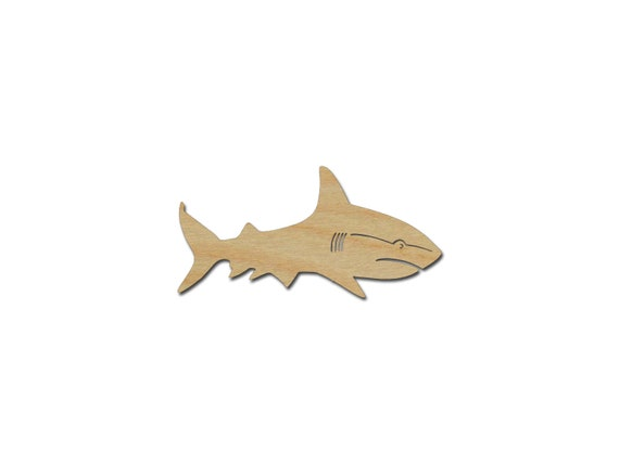 10 Wooden Lobster Craft Shapes Blank Fish Decorations