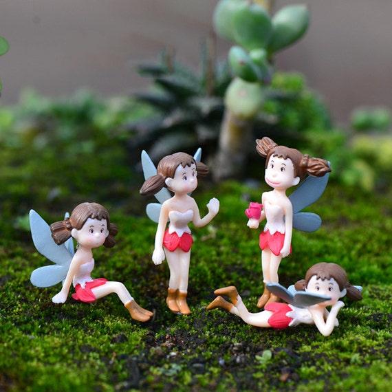 1pc Anime Mädchen Cartoon Hayao Miyazaki Mai Elf Puppe Modell   Etsy
