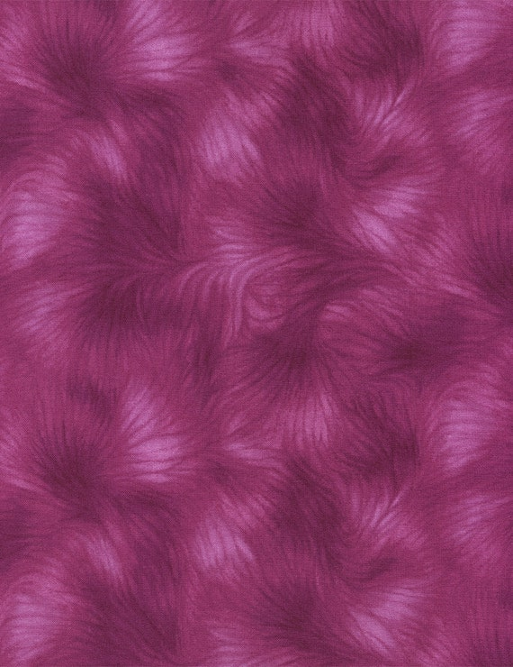 Botanical Texture cotton fabric - Magenta - Viola collection from Timeless  Treasures - tonal blender - by the continuous YARD