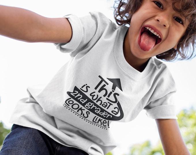 Back to school shirt- Kids Back to School - custom back to school shirt for Kids- Girl's back to school shirt- Boy's Back to school shirt