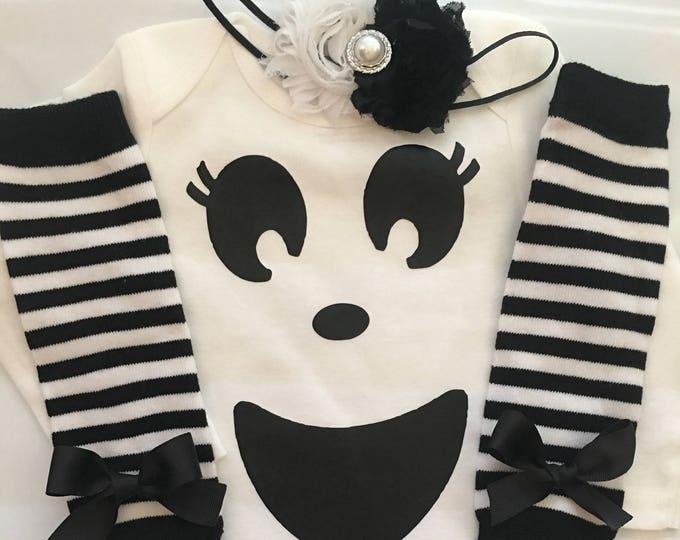 Baby Halloween Costume- Ghost