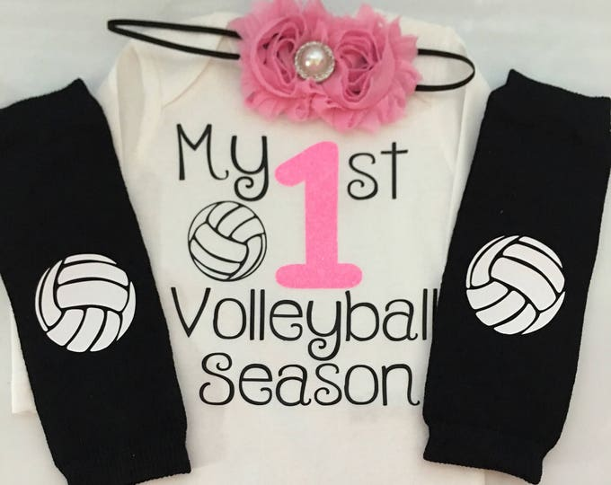 My 1st Volleyball Season