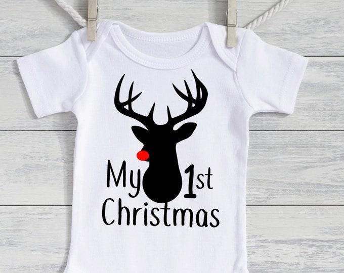 My 1st christmas- Reindeer