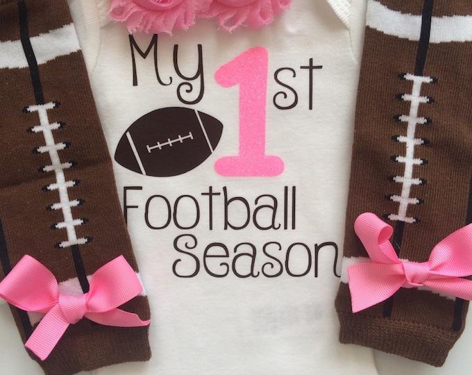 My 1st Football Season