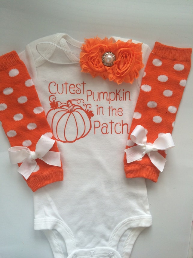 d222e1562 Baby Girl Fall Outfit - Baby Girl Thanksgiving outfit - Pumpkin shirt - Personalized  baby outfit - pumpkin baby-Cutest ...