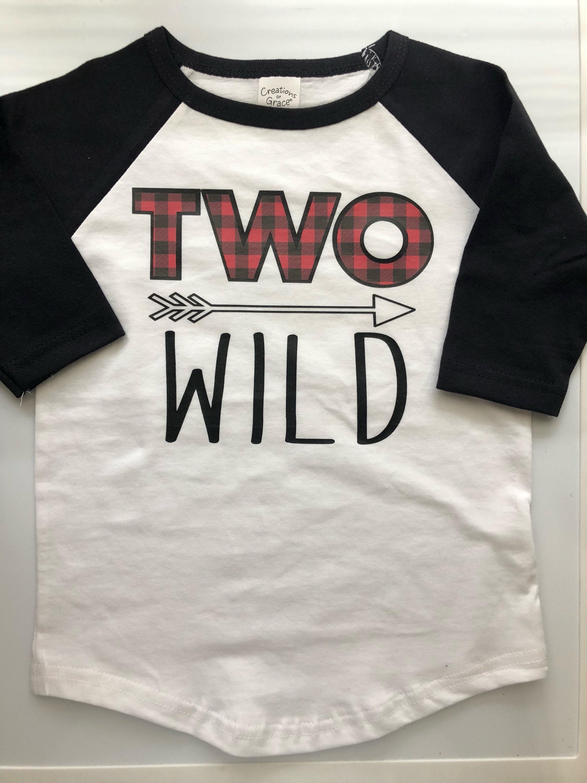 Boys 2nd Birthday T Shirt