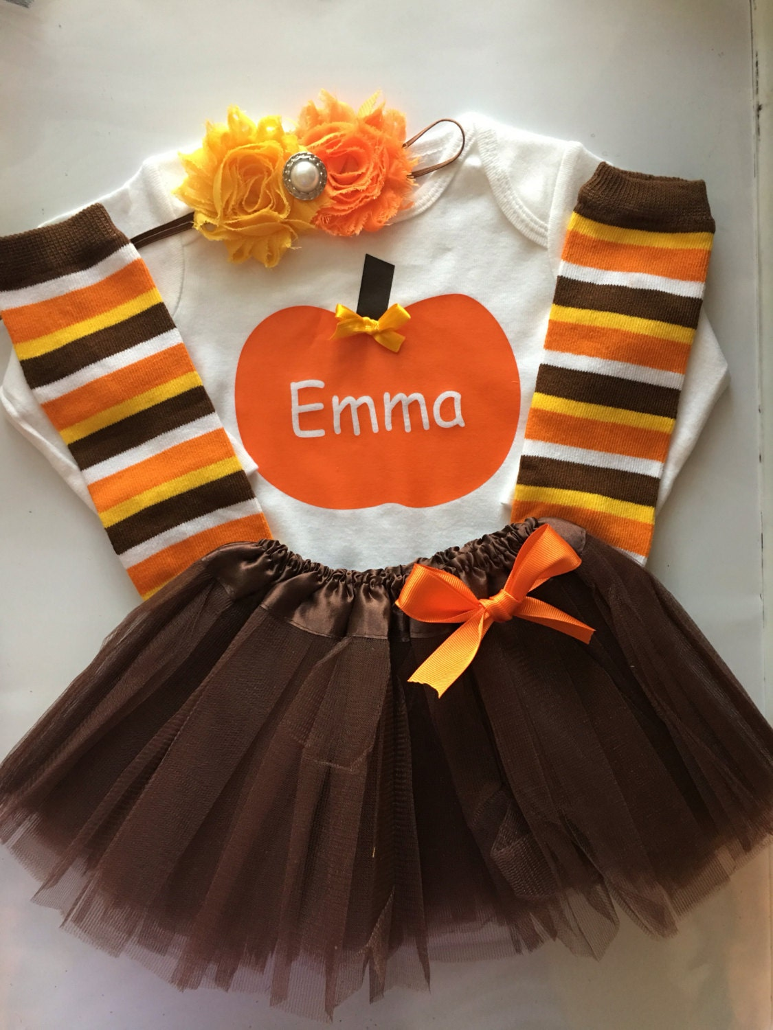 fea09ced1 Baby girl Thanksgiving outfit - Baby girl fall outfit - baby fall clothes