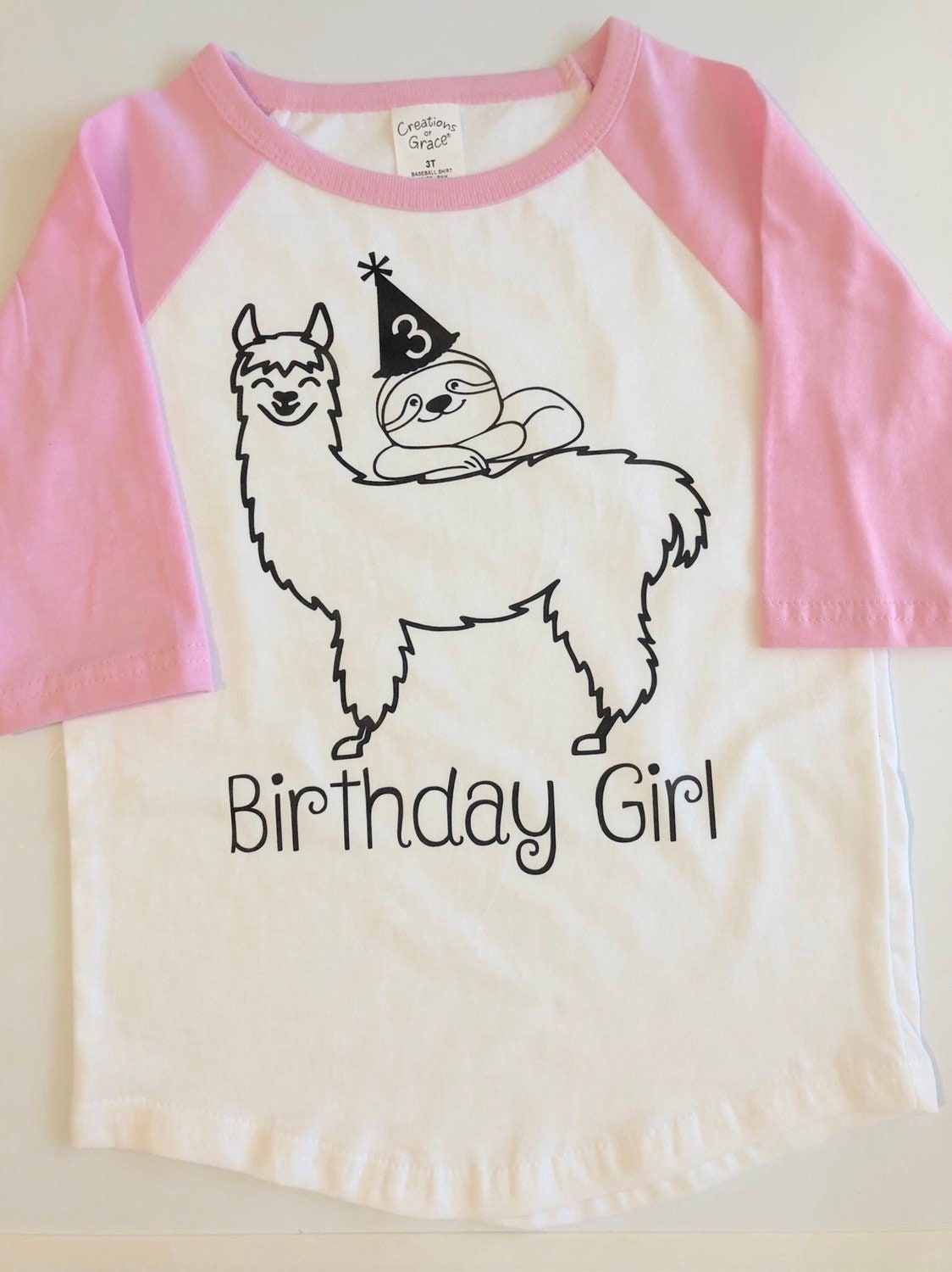 Birthday Number Shirts For Toddlers