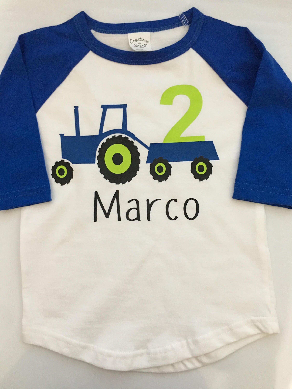 Toddler Boy 3rd Birthday Shirts