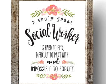 Social Work Quotes Social work quote | Etsy Social Work Quotes