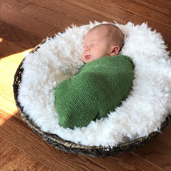 Newborn Photo Prop Infant Wrap SET of THREE DISCOUNTED Knit Wraps with 3 Free Headbands Infant Photo Shoot Newborn Wrap Maternity Wrap