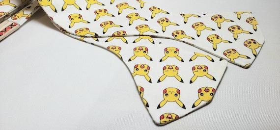 Pokemon Go Character Print Bowtie