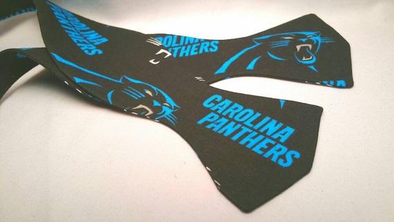 Carolina Panthers Men's Bowtie