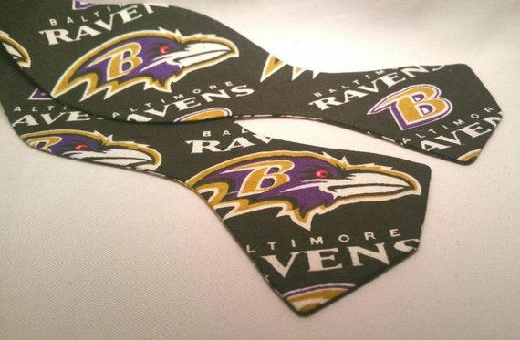 Baltimore Ravens Men's Bowtie