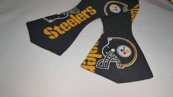 Pittsburgh Steelers Men's Bowtie