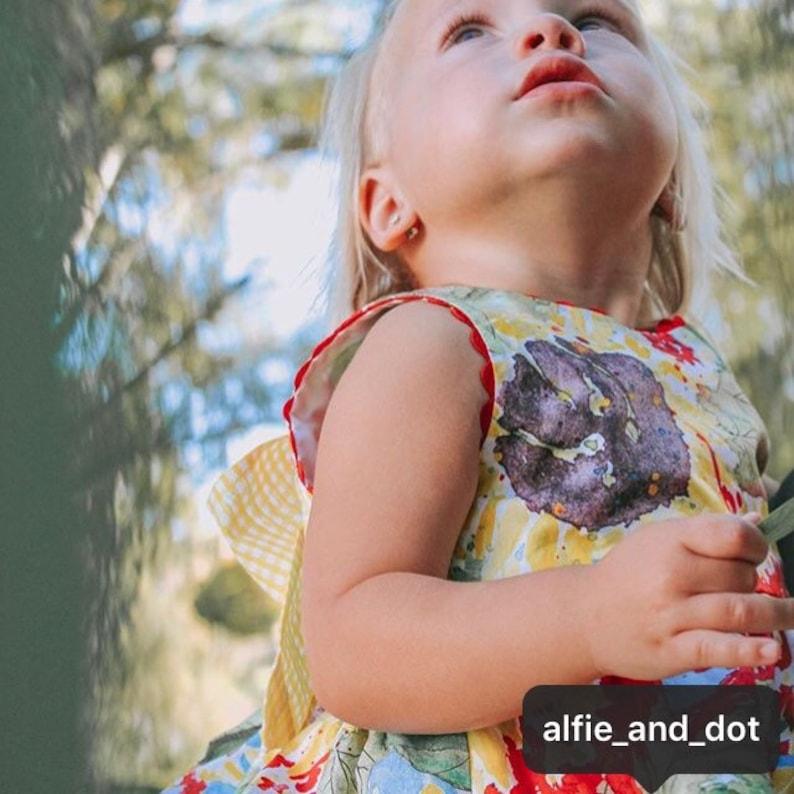 SALE...Floral summer dress