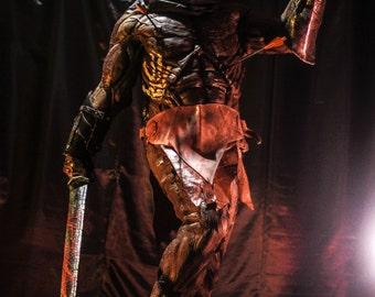 Uruk Hai Berserker cosplay -  Orc Costume