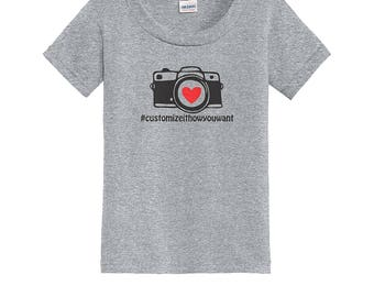 Picture Perfect Toddler Shirt