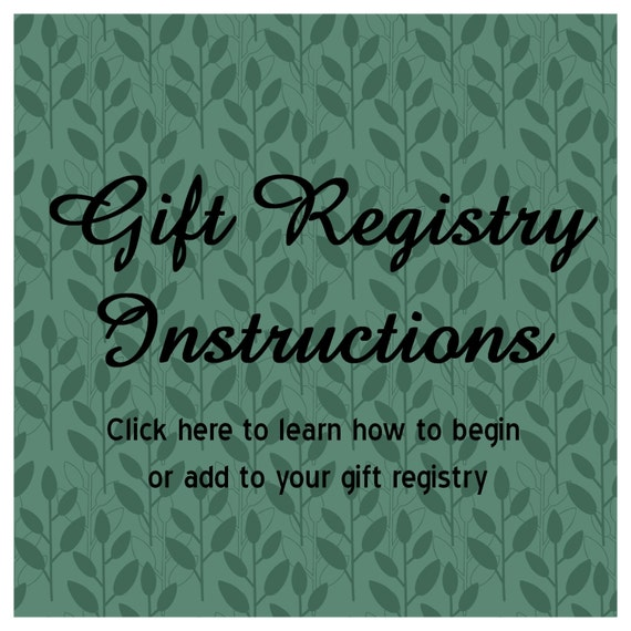 Wedding Registry Search By Name