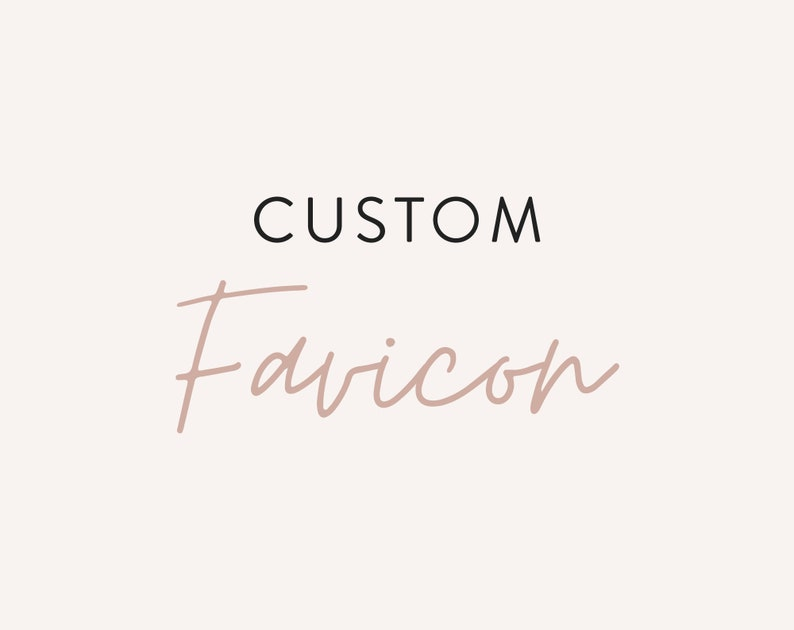 Favicon  Custom Site Favicon Matching WordPress Theme  image 0