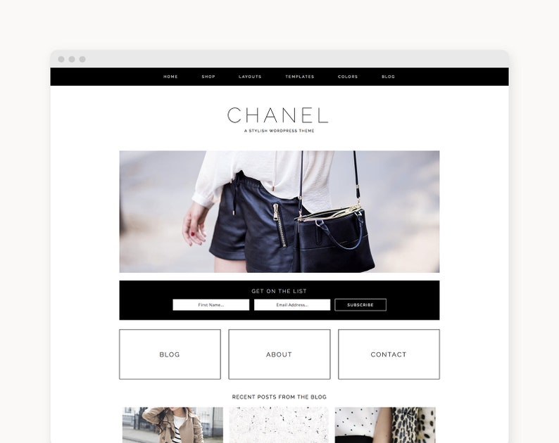 WordPress Theme  WordPress Ecommerce Theme  Genesis image 0