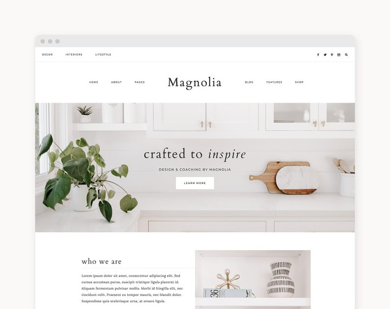 WordPress Theme  WordPress Ecommerce Theme  Fashion Theme  image 0
