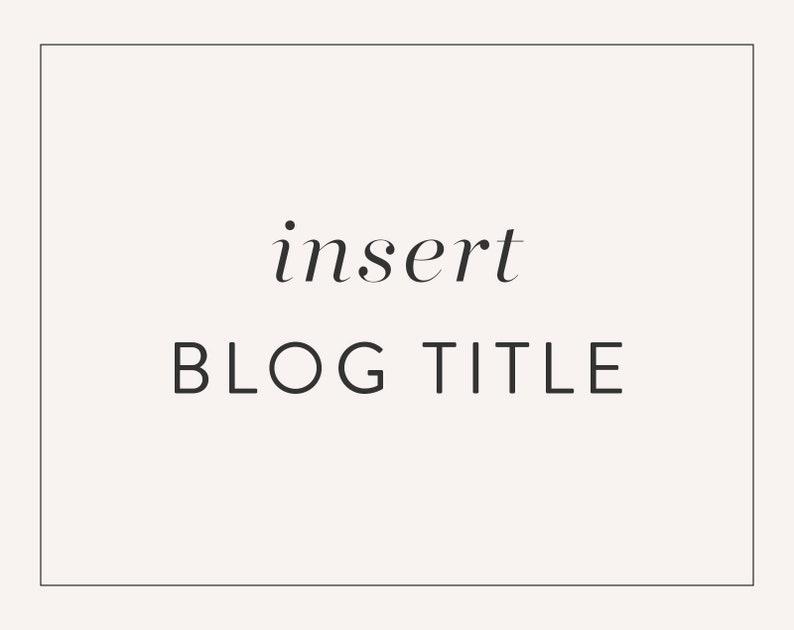 Insert Blog Title into Blogger or Wordpress Theme Header image 0
