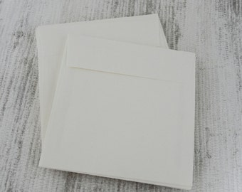 Clear greeting card envelope crystal clear envelope etsy 20 square envelopes 5 12 x 5 12 inch 55x55 finch opaque text vanilla vellum 70lb text weight ivory greeting card envelope 1022 m4hsunfo