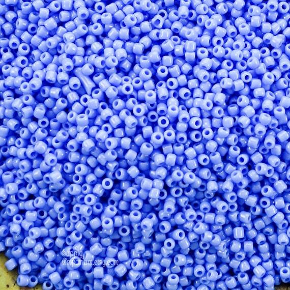 Toho 11-248 1242-110 Jet Lined AquaToho Seed Beads 10 Grams Toho Jet Lined Aqua 110 Seed Bead