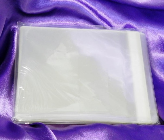 Clear greeting card envelope crystal clear envelope etsy image 0 m4hsunfo